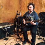 manatí grabación de guitarras