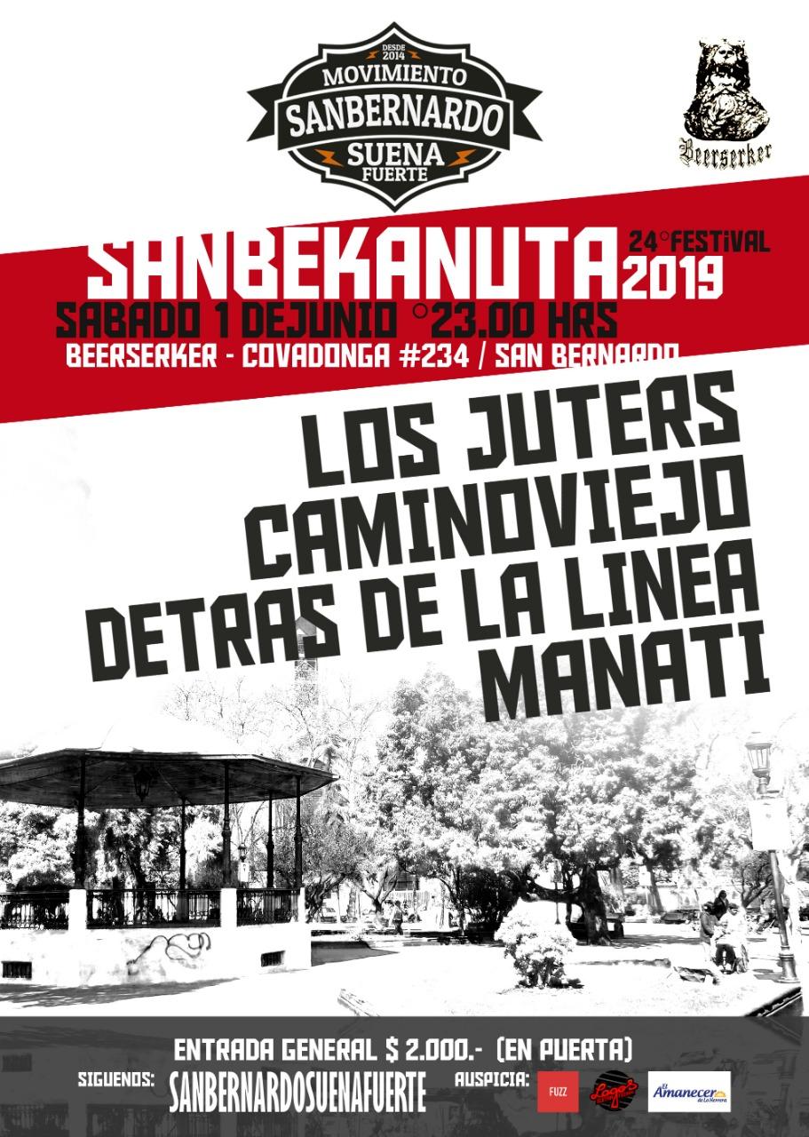 Manatí en Sanbekanuta 1 Junio 2019
