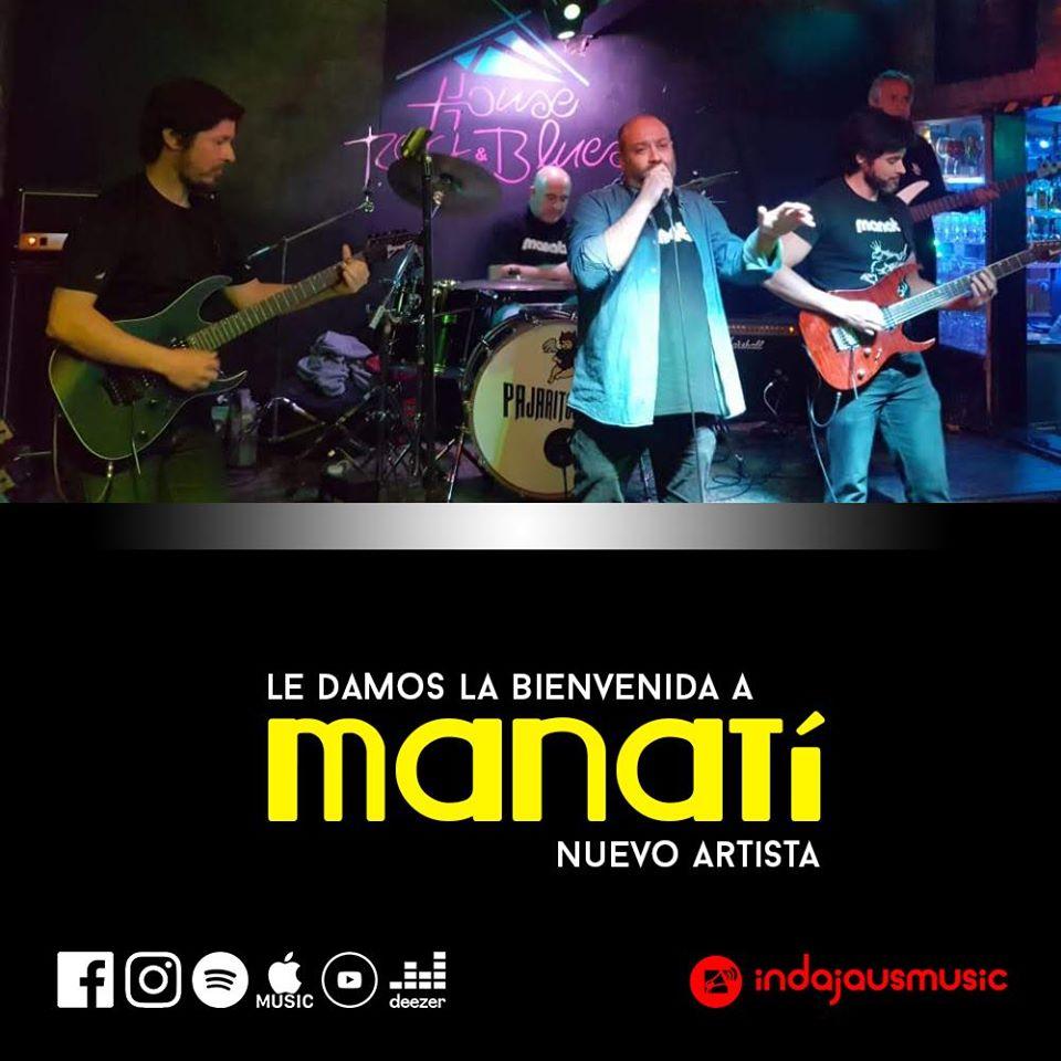 Manatí en Indajausmusic